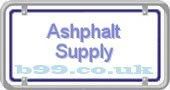 ashphalt-supply.b99.co.uk